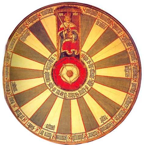 Uneautre origine de la table ronde pourrait tre cr e par - Les 12 principaux chevaliers de la table ronde ...